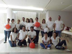 El Equipo de Voluntarios de la Tedx 2016